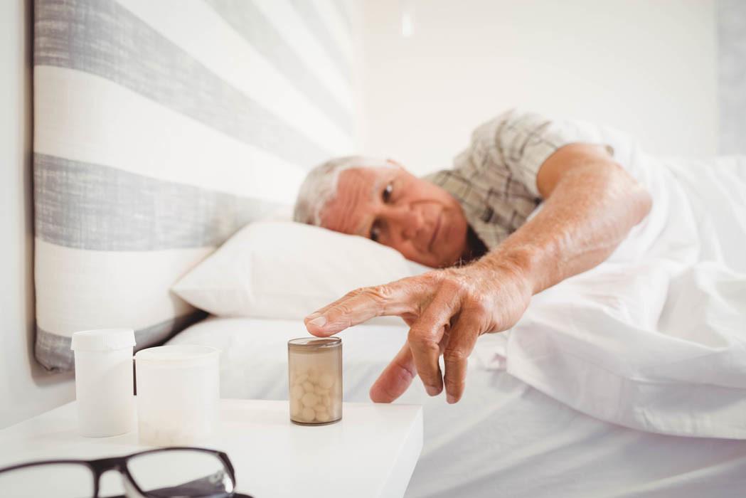 Anziani, tranquillanti, sonno e malattie del respiro