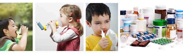 Cure delle malattie allergiche vie aeree