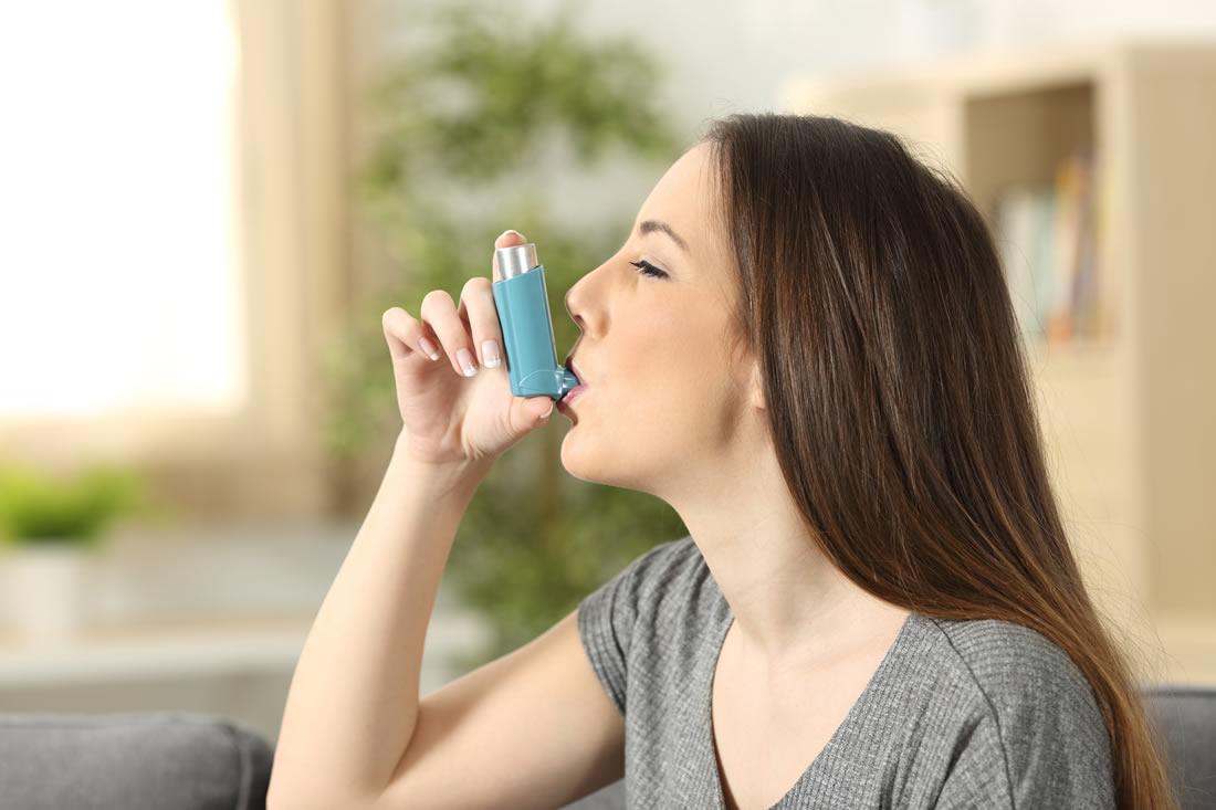 asma respirare bene togliere broncodilatatori
